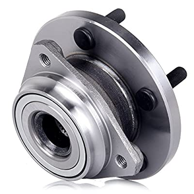 OCPTY Front Left or Right Wheel Bearing Hub 513159 5 Lugs fit for 1999 2000 2001 2002 2003 2004 Jeep Grand Cherokee Wheel Hub and Bearing Assembly1pcs: Automotive