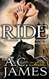Ride: Wild Ride: BBW Paranormal Shape Shifter Romance (Puca Mates Short Book Eight)