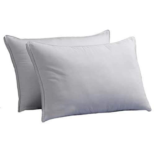 Hotel Collection Down Pillow Firm: Firm King Size Pillows: Amazon.com