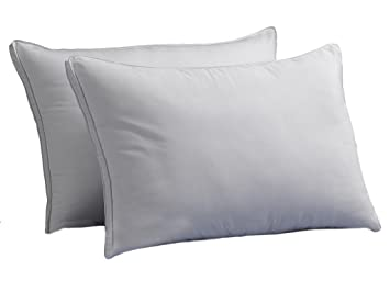 firm exquisite hotel luxury plush pillows 2pack standard size