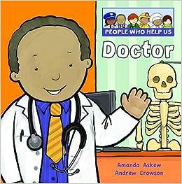 Doctor (People Who Help Us): Amazon.co.uk: Amanda Askew, Andrew ...