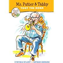 Mr. Putter & Tabby Toot The Horn (Turtleback School & Library Binding Edition) (Mr. Putter and Tabby)