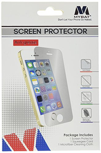 Mybat Screen - MyBat Screen Protector for Alcatel 6045 (OneTouch Idol 3) - Retail Packaging - Clear