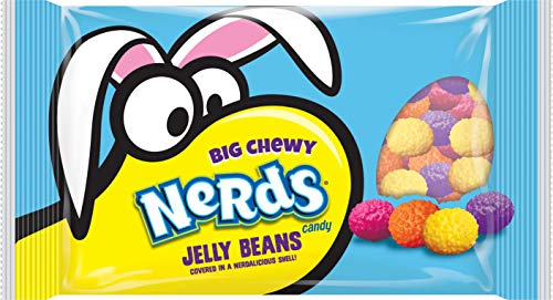 Wonka Nerds Jelly Beans Easter, 13.0-Ounce (Pack of -