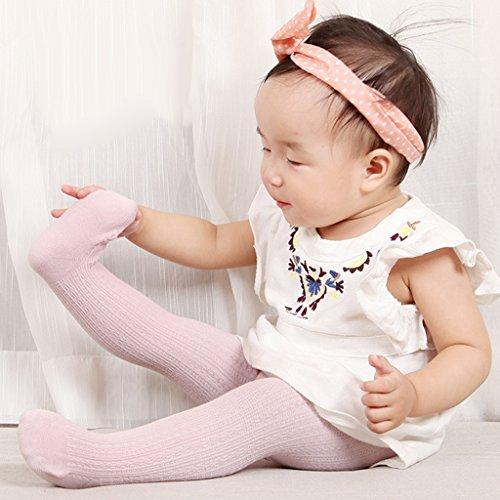 b901cfc795037 Amazon.co.jp: Perfk 幼児 女の子 ストッキング 赤ちゃん 子供 ケーブル ニット コットン タイツ パンツ 暖かい 快適  全4サイズ4色  服&ファッション小物