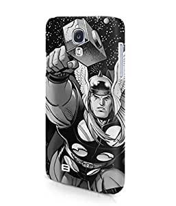 Thor God Of Thunder The Avengers Superhero Comics Plastic Snap-On Case Cover Shell For Samsung Galaxy S4