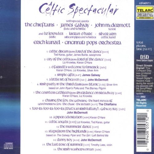 A Celtic Spectacular by Telarc