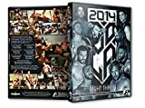 Official Pro Wrestling Guerrilla PWG - Battle of Los Angeles BOLA 2014 Night 3 Event DVD
