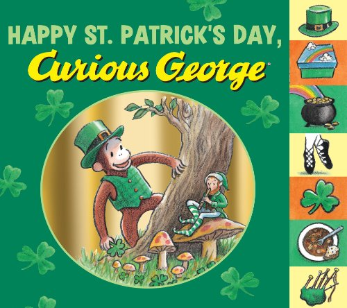 (Happy St. Patrick's Day, Curious George)