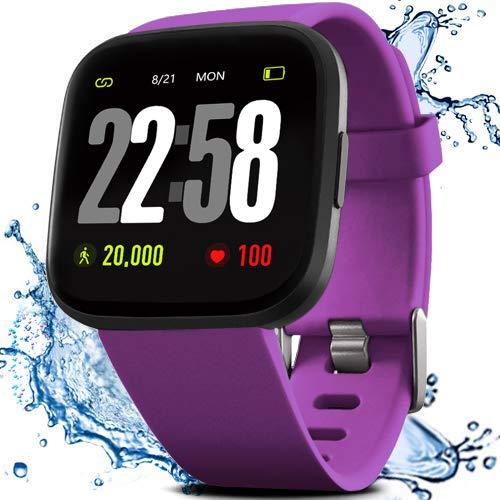 FITVII Fitness Waterproof Pressure Pedometer