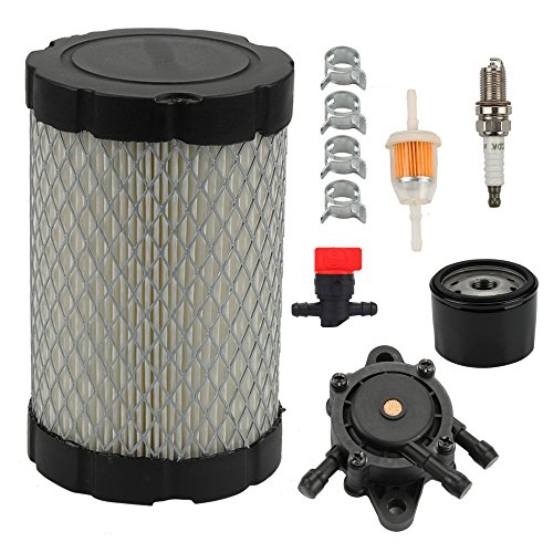 Series Filter Maintenance Kit Oil - Harbot D110 Tune Up Maintenance Service Kit for John Deere D100 D105 D130 D140 D160 D170 D125 Lawn Mower Tractor