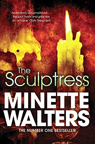 book cover of The Sculptress