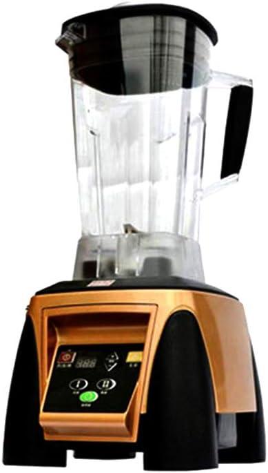 WJSW Smoothie Blender, Juice Maker 2200w licuadora comercial con ...