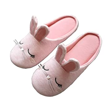 Slippers Calzado Zapatos Estar Zapatillas De Casa Pantuflas Oyfel SRj5LqAc34