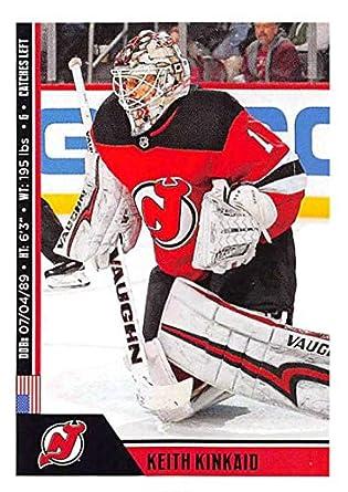 brand new 70e94 04ca1 Amazon.com: 2018-19 Panini NHL Stickers Collection #127 ...
