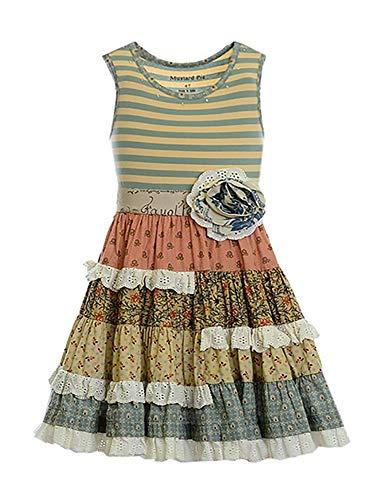 Mustard Pie Beautiful Amber Fields McKenna Dress (7) -