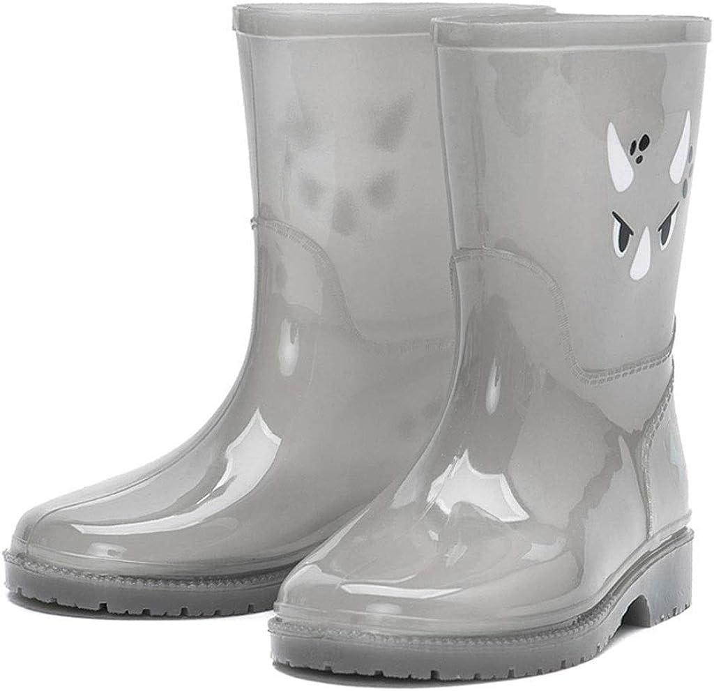 Yuandudu Yuxie Children's Rain Boots