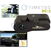 Timetec Road Hawk DC-2 Black Box 1080P HD Automobile Dash Windshield DVR System