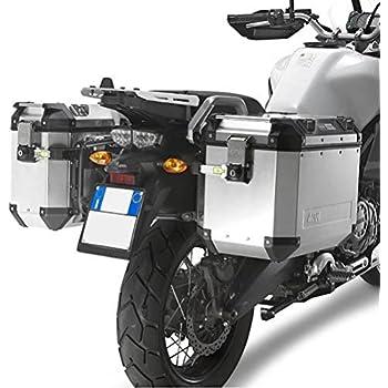 Amazon.com: Givi pl6401cam Saddlebag Holder para Trekker ...