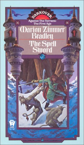 book cover of The Spell Sword
