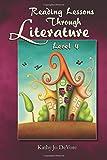 Reading Lessons Through Literature Level 4