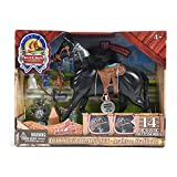 Blue Ribbon Champions Deluxe Arabian Stallion with Sounds, Articulation and Accessories