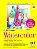 Strathmore 361-9  300 Series Watercolor, 9'x12', Cold Press, 24 Sheets per Class Pack