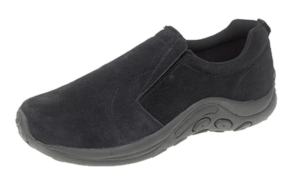 PDQ - Zapatillas para hombre, color negro, talla 36.5