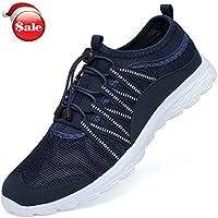 belilent–Zapatos de running para hombre Athletic Casual Fitness zapatillas moda Sneakers ligero malla suave suela