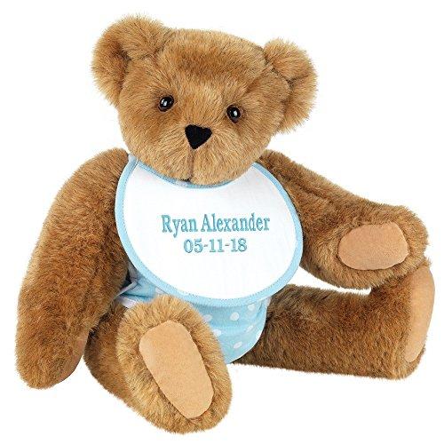 - Vermont Teddy Bear - New Baby Custom Gift, 15