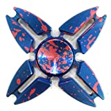 EnergyPal Fidget Spinner Metal Toy Helps Focusing Anti-Anxiety 360 Spinner