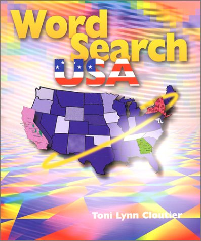 Word Search Toni Lynn Cloutier product image