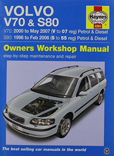 Volvo V70 & S80 Service and Repair Manual (V70 Volvo)