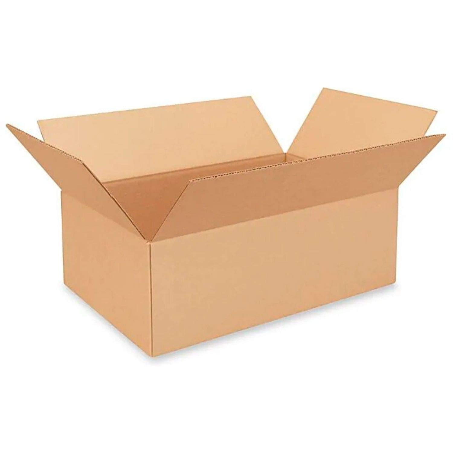 """IDL Packaging - B-18126-5 Medium Corrugated Shipping Boxes 18""""L x 12""""W x 6""""H (Pack of 5) - Excellent Choice of Strong Packing Boxes for USPS, UPS, FedEx Shipping"""