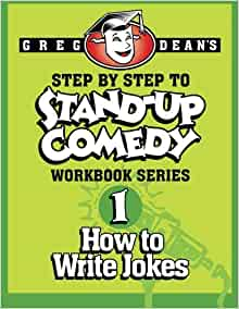 How to write stand up comedy book