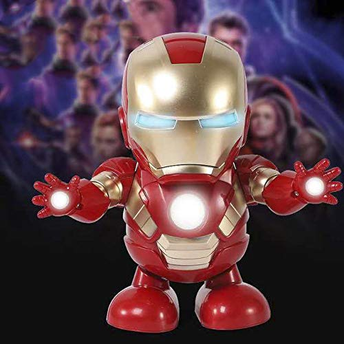 iron man robot - 4