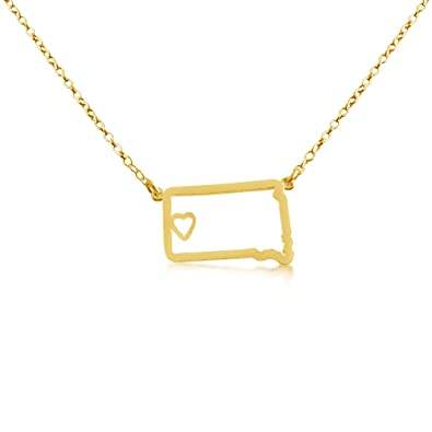 Amazon com: 14k Gold Plated Over 925 Sterling Silver Small