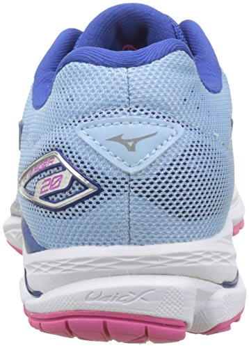 Multicolor para Angelfalls Trueblue Running Zapatillas Electric Mujer Mizuno Rider W de Wave Y8qnHB6gB