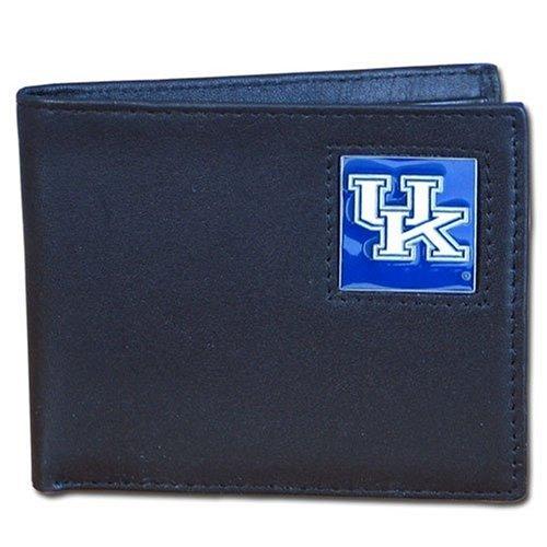 Siskiyou Kentucky Wildcats Bi-fold Leather Wallet