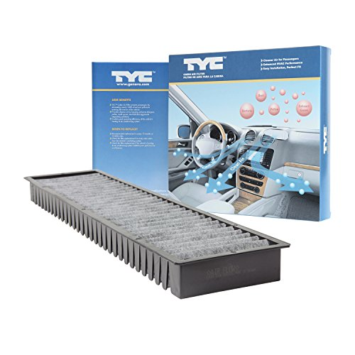 TYC 800055C Mini Replacement Cabin Air Filter