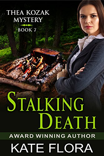Stalking Death (The Thea Kozak Mystery Series) cover