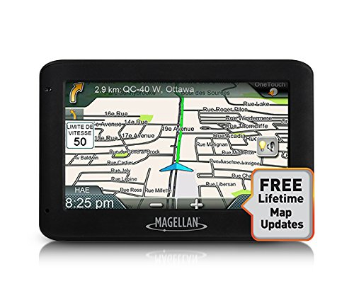 Magellan RoadMate 2622-LM 4.3'' Touchscreen Portable Vehicle Car GPS w/Windshield Mount by Magellan (Image #4)