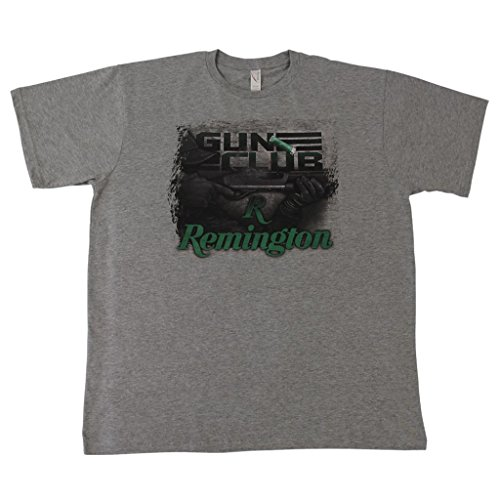 Remington Men's Gun Club Logo Short Sleeve T-shirt