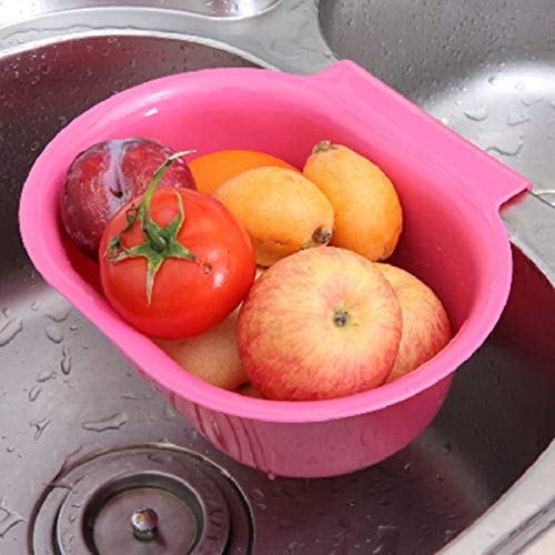 Hanging Sink - Creative Hanging Sink Drain Basket Vegetables