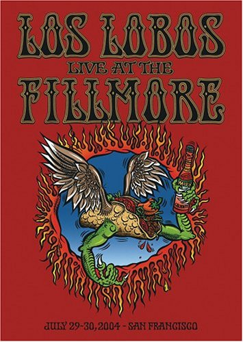 Los Lobos - Live At The Fillmore by Universal Music