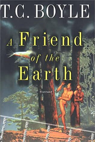 book cover of A Friend of the Earth