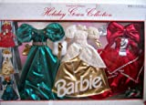 Barbie Holiday Gown Collection Limited Edition Fashions - Easy To Dress (1992 Arcotoys, Mattel)