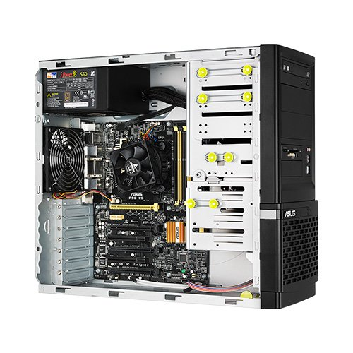 ASUS Server Barebone ESC500 G3 Socket LGA1150 XEON