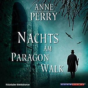Nachts am Paragon Walk (Inspector Pitt 4) Hörbuch