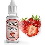 Capella Flavor Drops Sweet Strawberry Concentrate 13ml